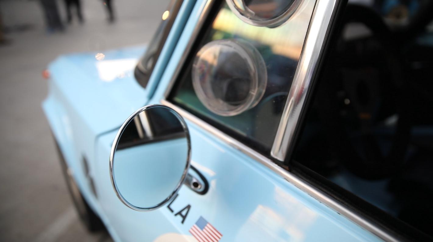 1969 Alfa Romeo, Alfa Romeo, Giulia Super, La Carrera Panamericana, Dorian Valenzuela, DV Mechanics, LA Cars + Music, Red Bull Music Academy