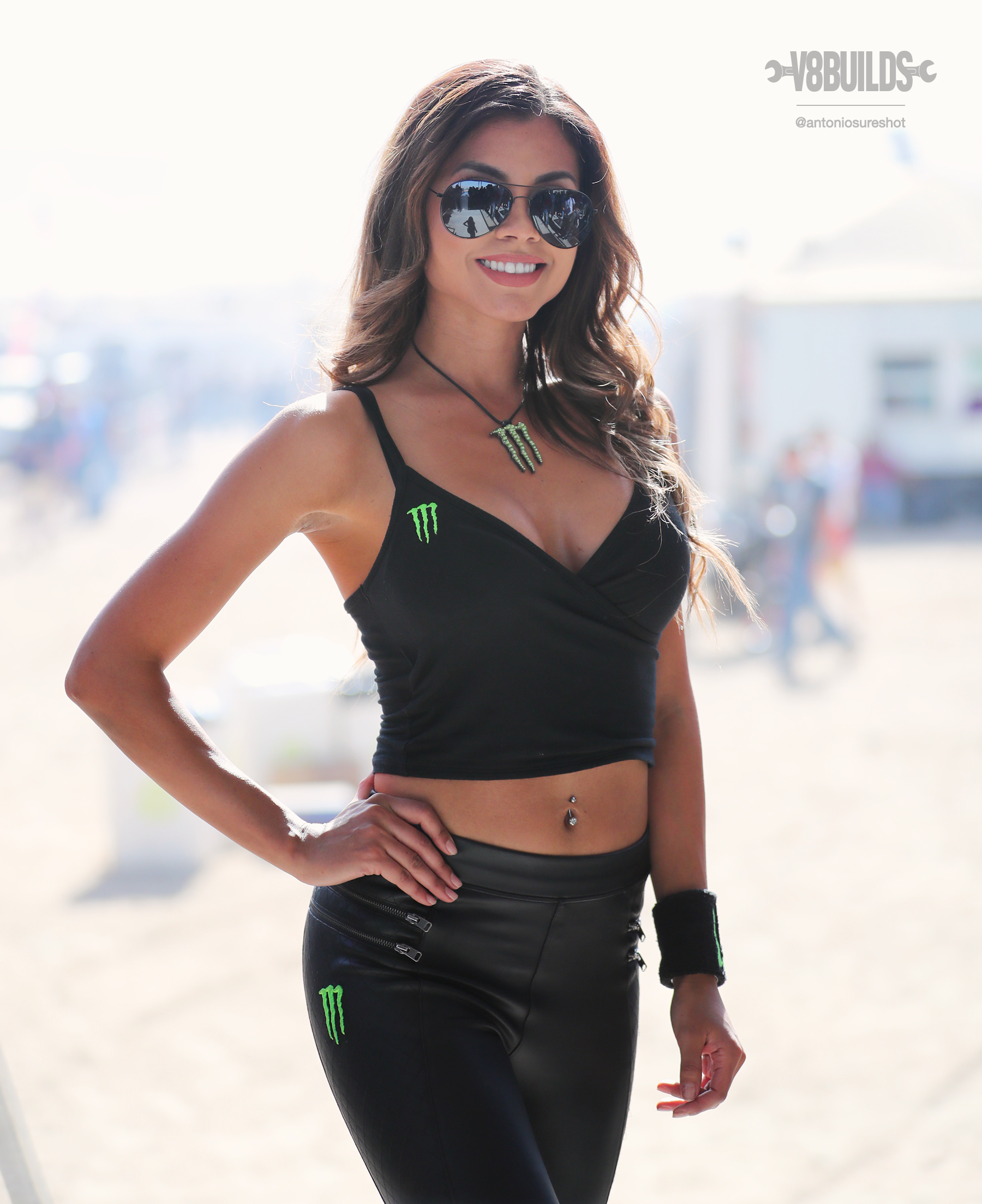 Mayte Lopez, Monster Energy Girl, King of the Hammers