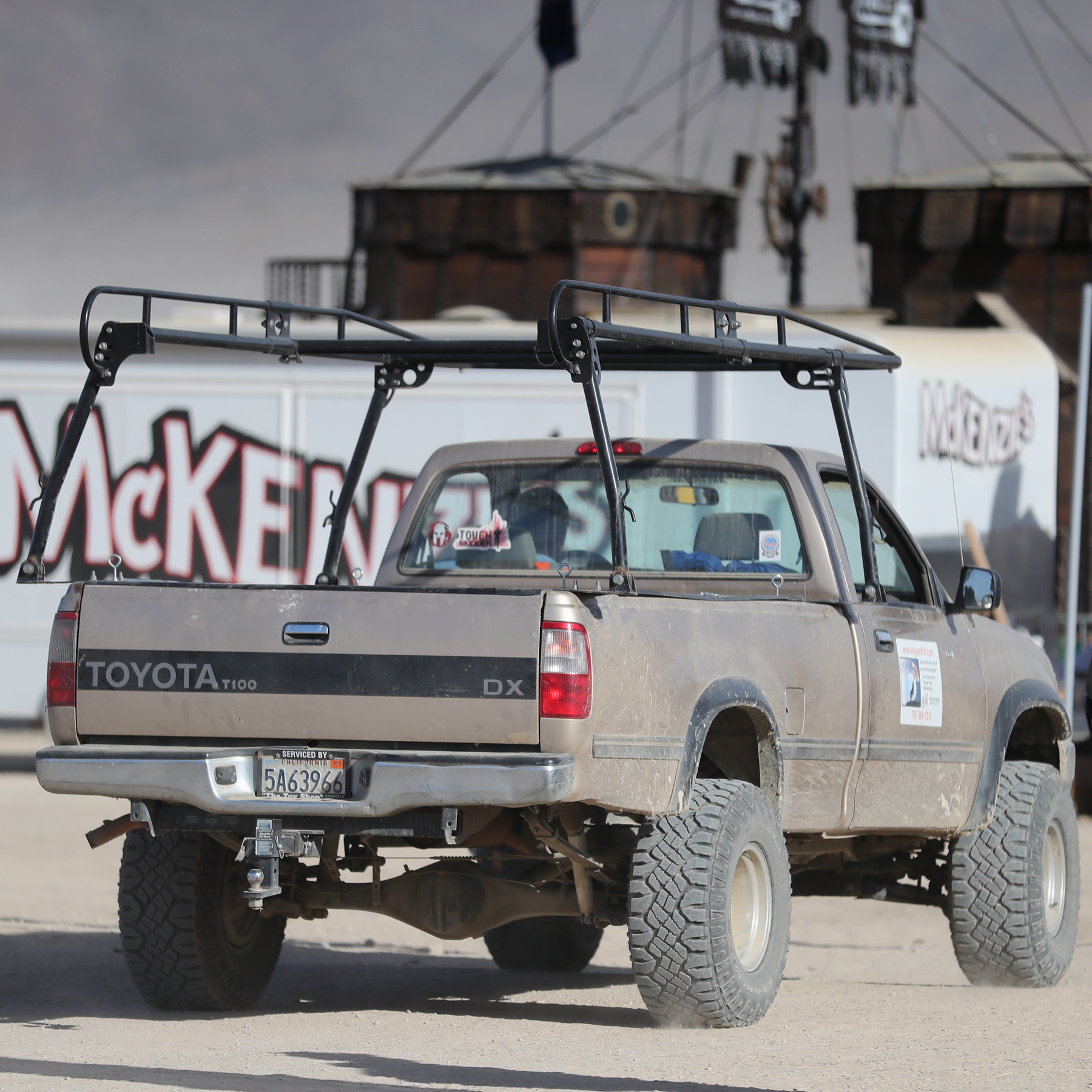 T100, Toyota T100, King of the Hammers