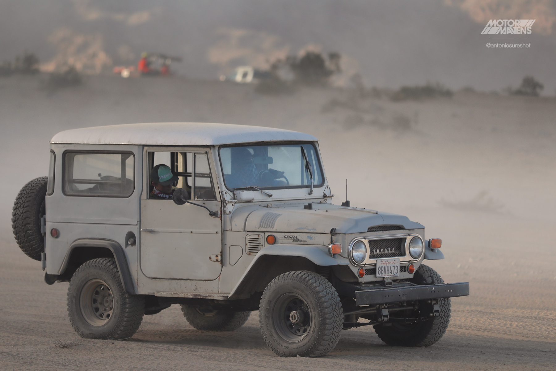 FJ40, King of the Hammers, Toyota Land Cruiser, Land Cruiser