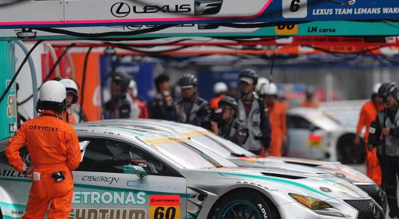 Akira Iida, Super GT, GT300, Lexus RCF, RCF GT3, Lexus, RCF, LM Corsa, Petronas