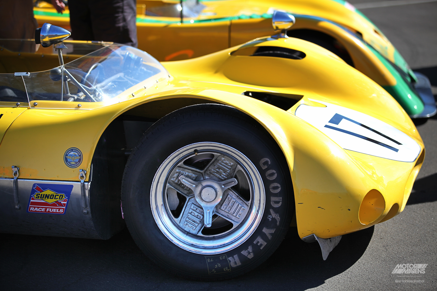 1965 Huffaker Genie MK10, Can Am, Genie, Group 7, FIA, VARA, HSR West