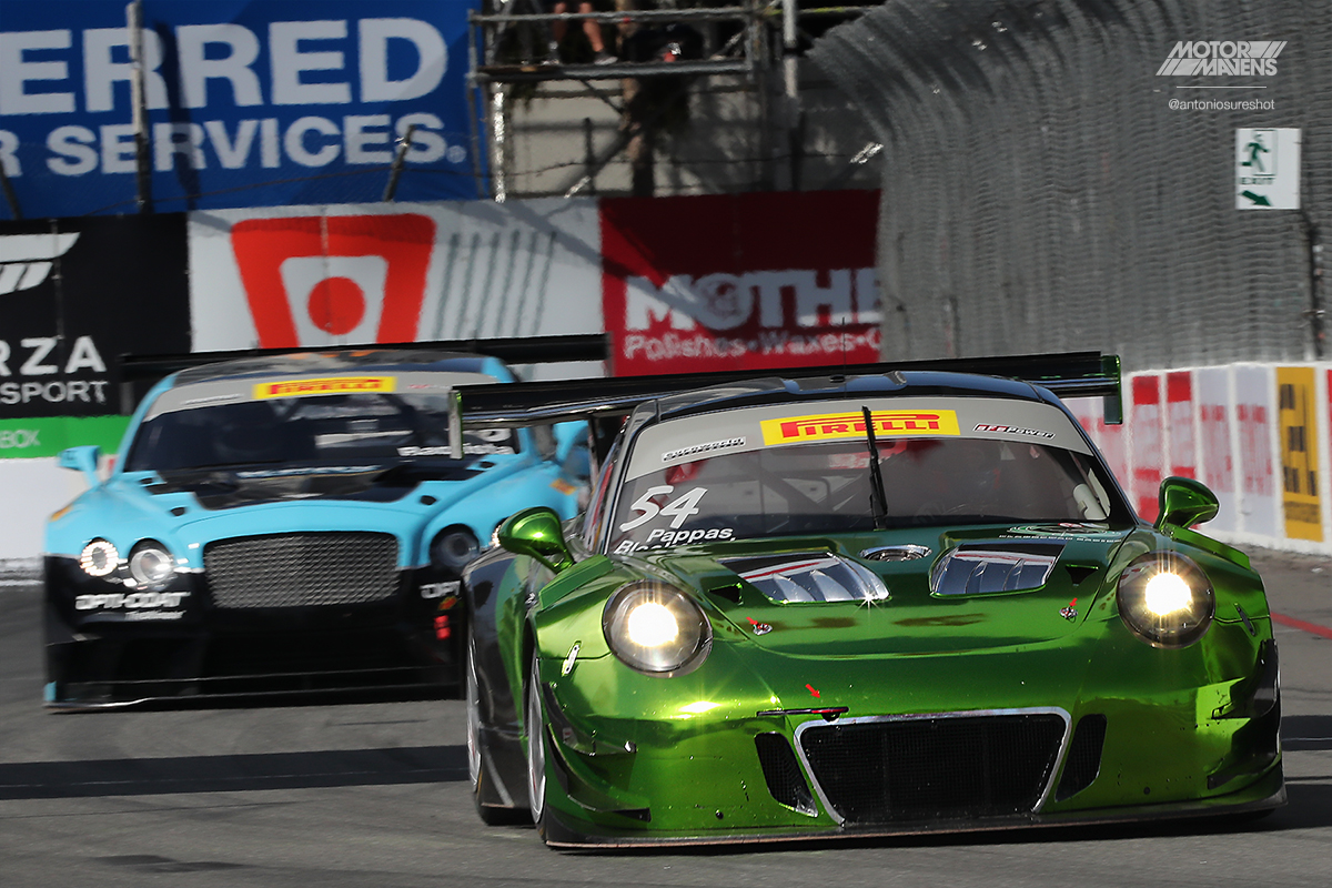 Porsche 911, 991, 911 GT3R, 911 GT3, Pirelli World Challenge, Long