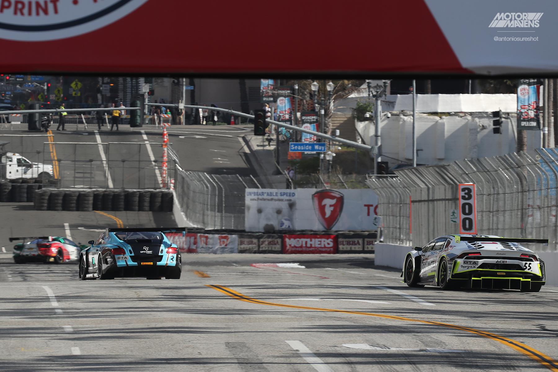 Lamborghini Huracan GT3, Pirelli World Challenge, Long Beach Grand Prix, Lamborghini, Huracan, Huracan GT3, Yuki Harata, Dream Racing