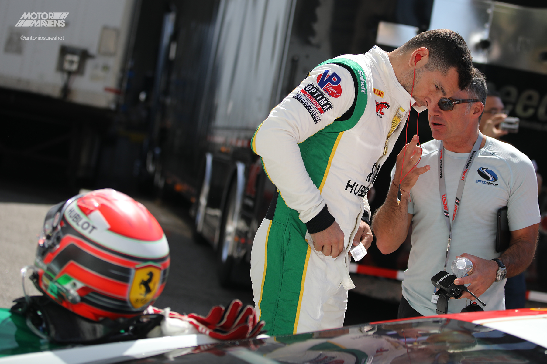 Ferrari, Ferrari 488, Ferrari 488 GT3, Pirelli World Challenge, Long Beach Grand Prix, Martin Fuentes, Hublot