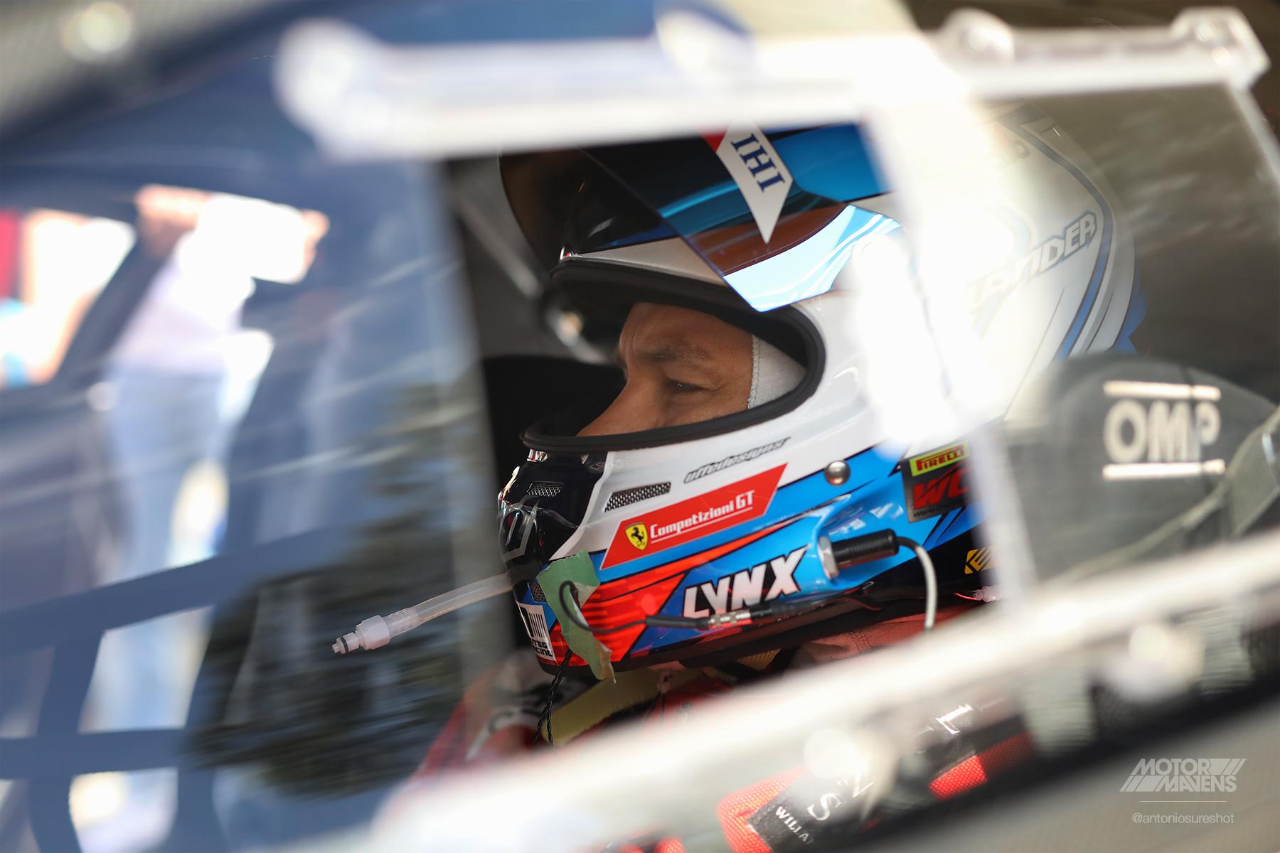 Toni Vilander, Le Mans, R. Ferri Motorsport, Remo Ferri, Ferrari 488, Ferrari 488 GT3, Pirelli, Pirelli World Challenge, Long Beach Grand Prix, Pirelli PZero