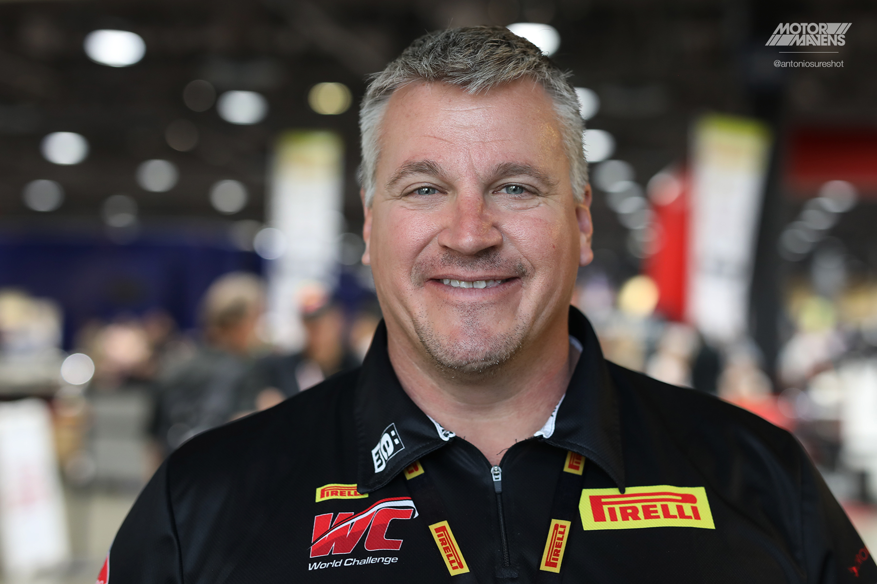 Euroworld Motorsports Pirelli World Challenge Frank Lee