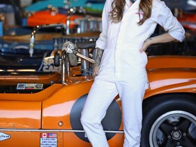 Can Am, McLaren, Long Beach Grand Prix, LBGP, TGPLB, Brianna Stimmel, TheBadSloth