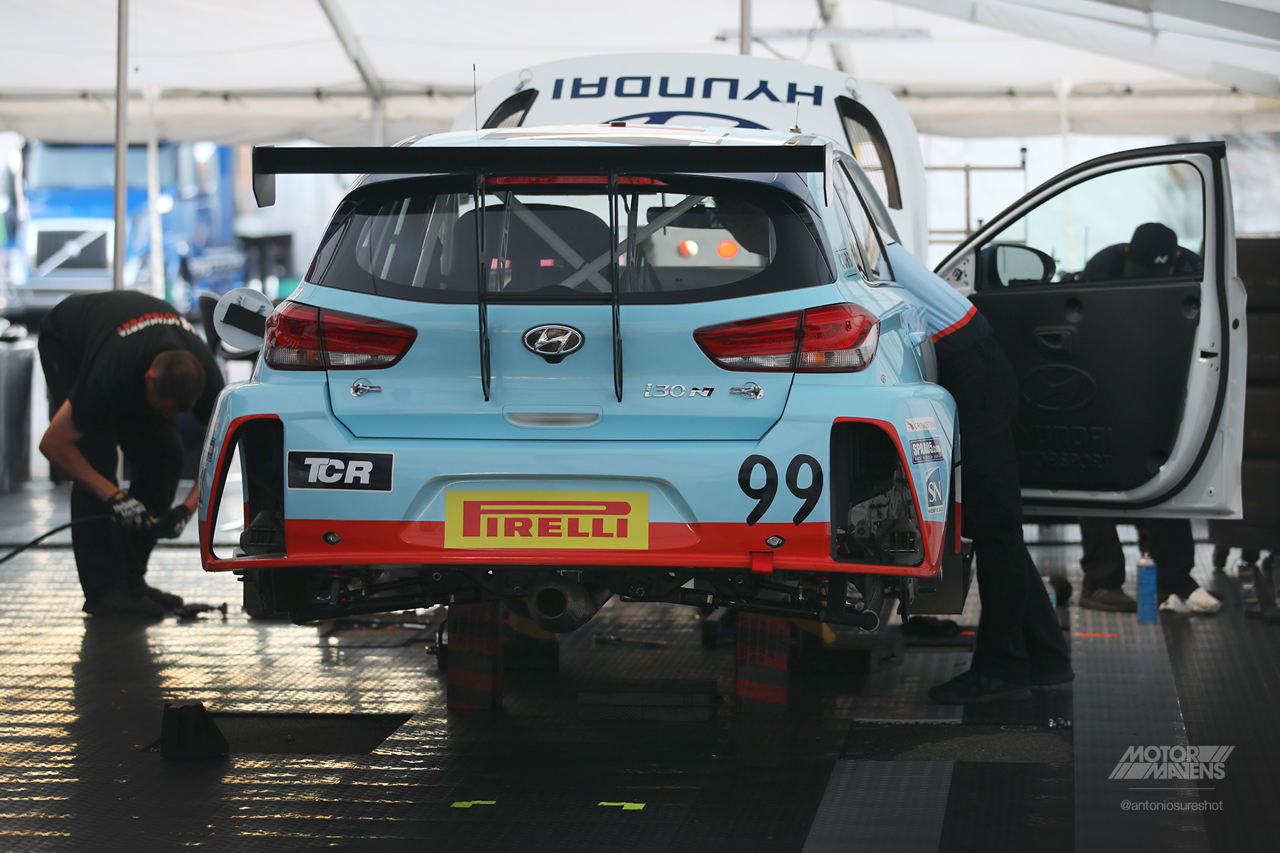 TCR, Hyundai, i30N, i30, Elantra GT, Pirelli World Challenge, Virginia International Raceway, VIR