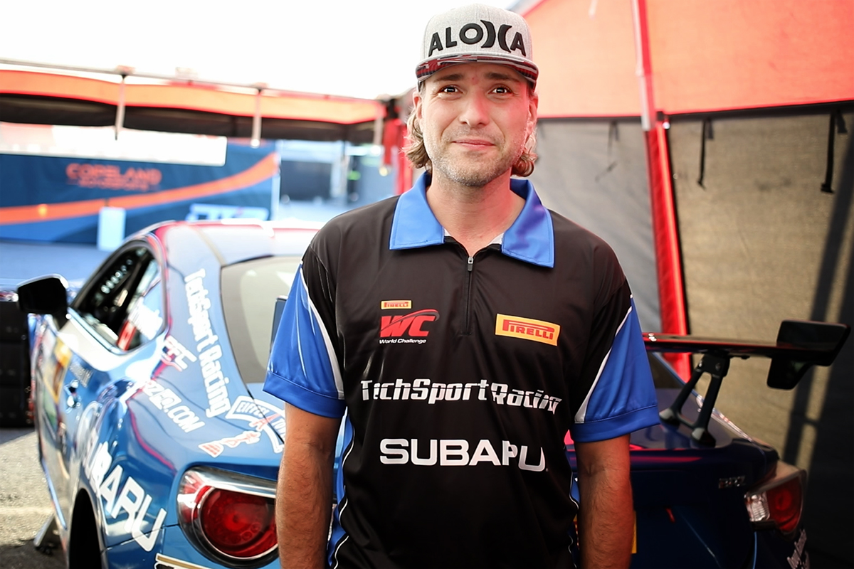 PJ Groenke, Tech Sport Racing, Subaru, BRZ, ZC6