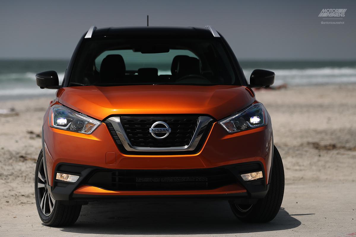 Nissan Kicks SR, Nissan Kicks