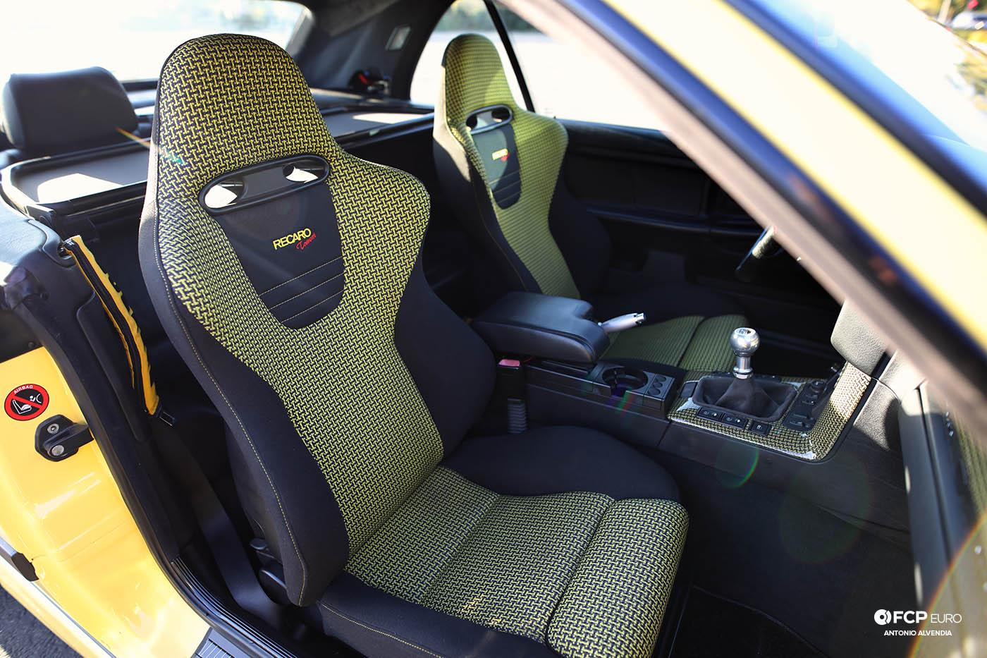 Recaro Tomcat, Recaro, Recaro SRD, AC Schnitzer, S52, E36, E36 M3, S3 Sport, M3 Convertible, Dinan