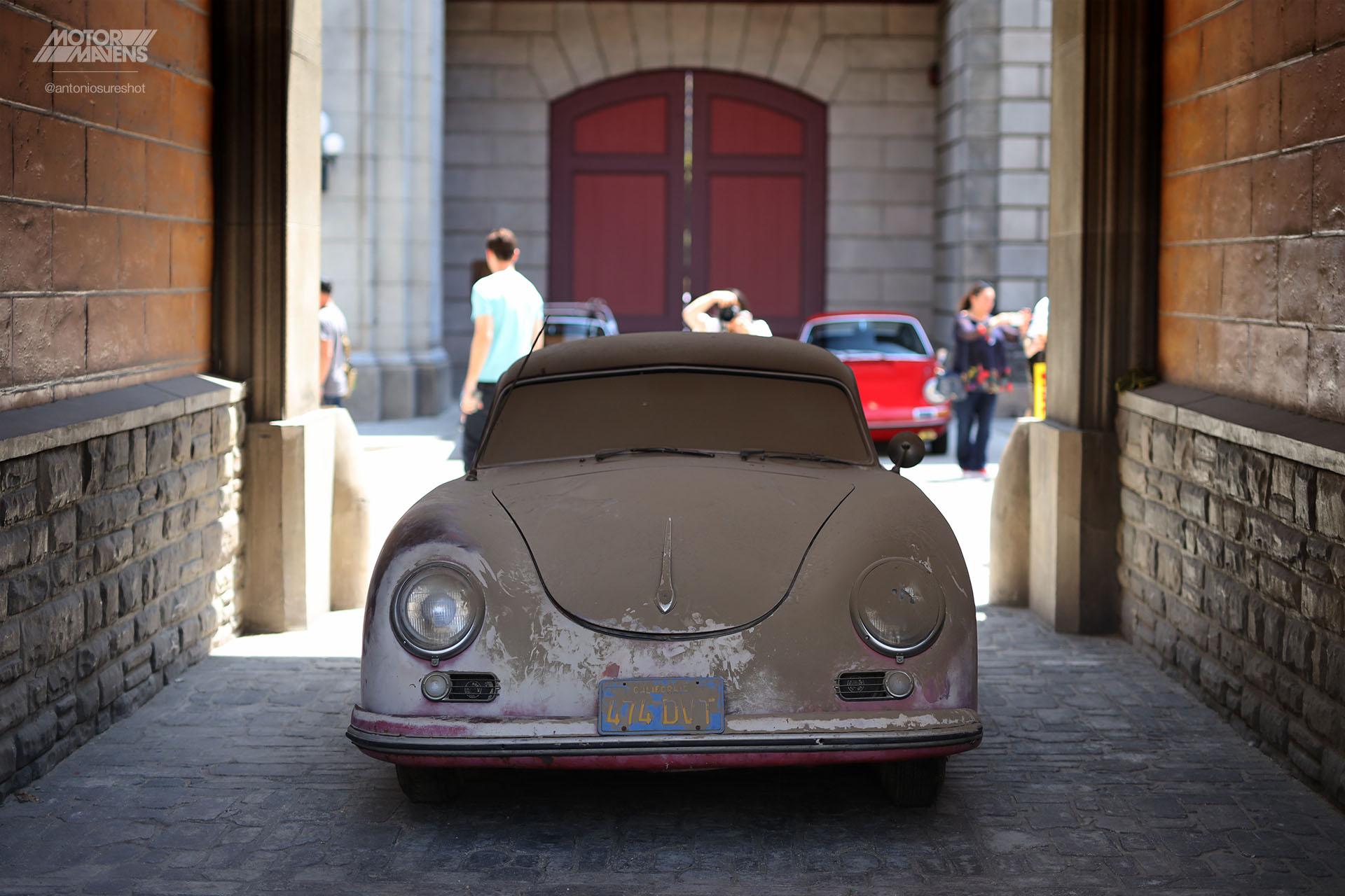 Luftgekühlt , Porsche 356