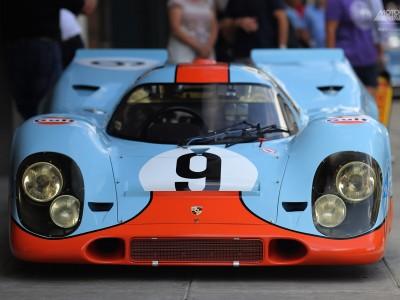 Luftgekühlt, Porsche 917K, Gulf Oil, Gulf Porsche