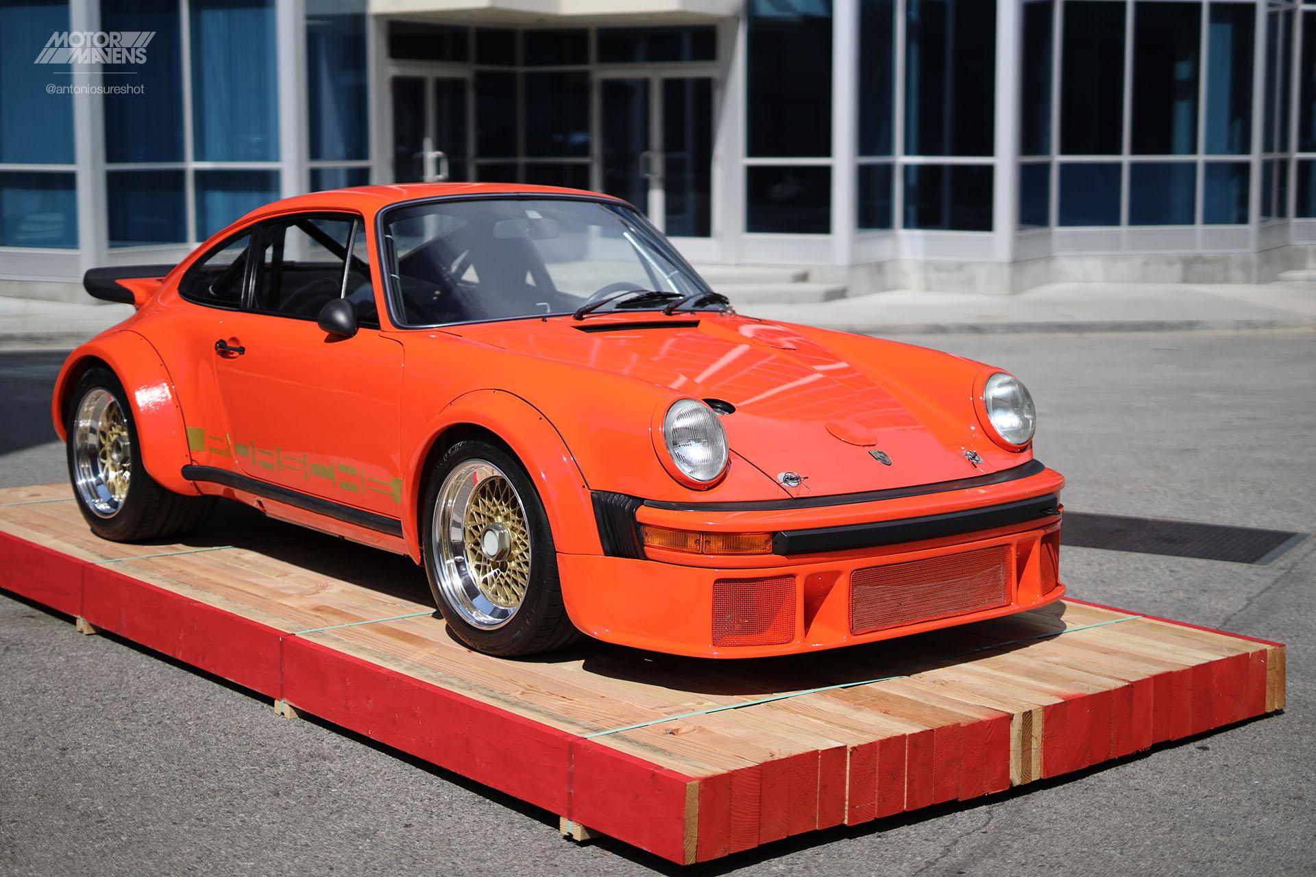 Luftgekühlt, Porsche 934