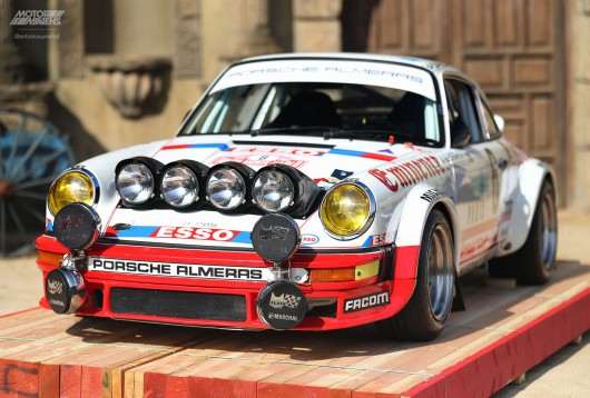 Luftgekühlt, rally 911, safari 911, almeras 911, Porsche, Air Cooled Porsche, Porsche 911 , porsche almeras, facom, SEV Marchal, rally foglights