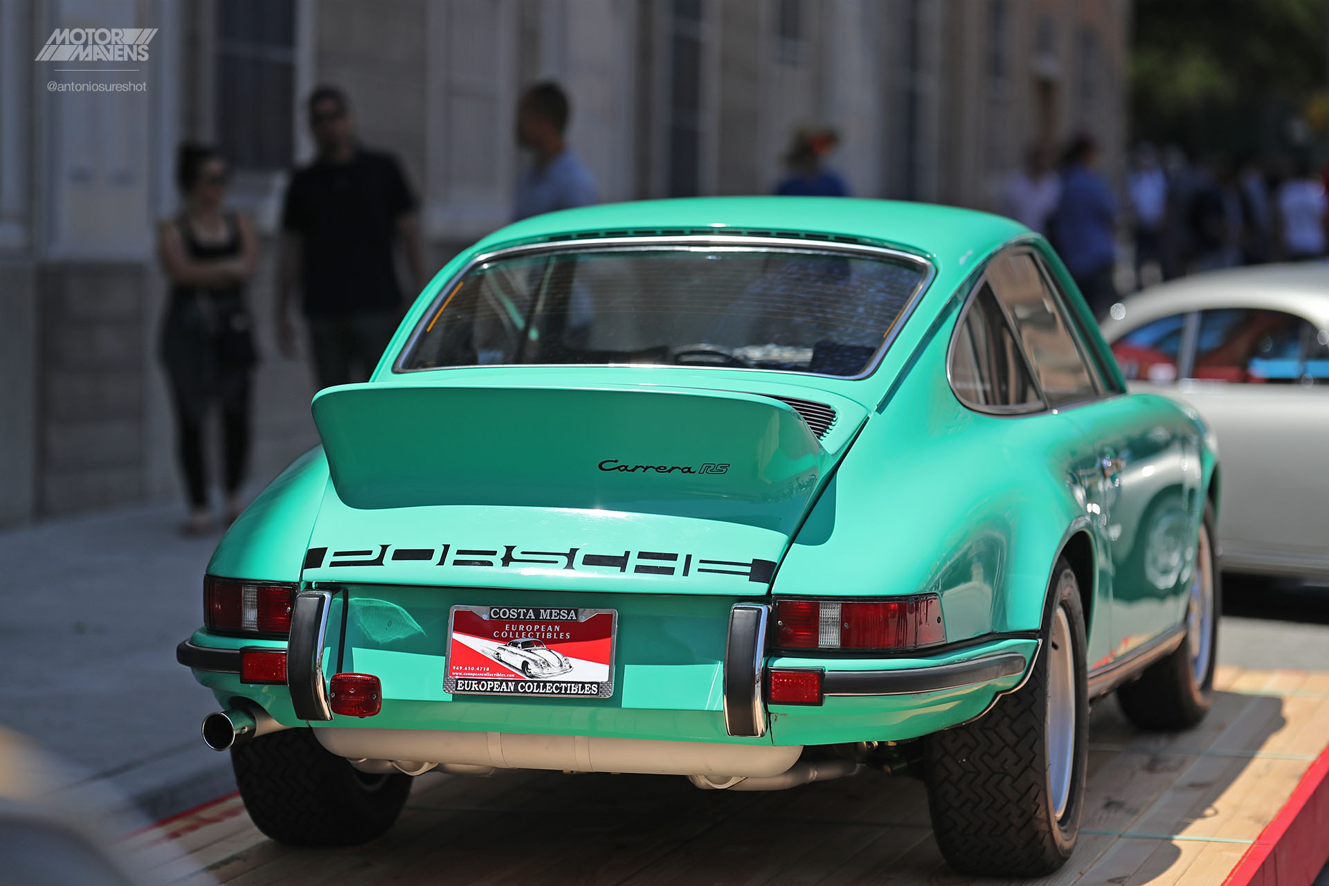 Luftgekühlt, Porsche, Air Cooled 911, 1973 911, Carrera RS