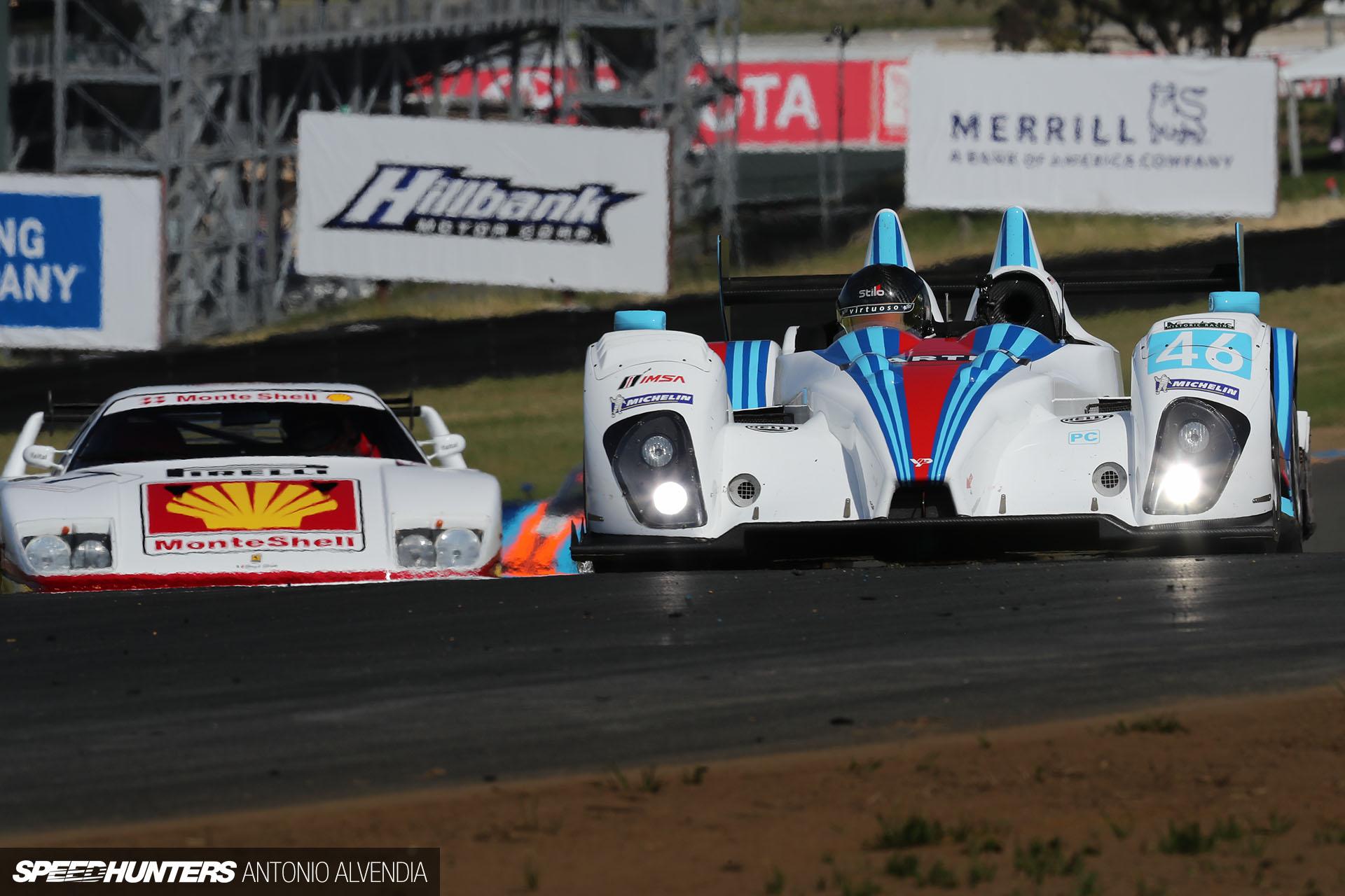 Sonoma Speed Festival, IMSA, Martini Racing