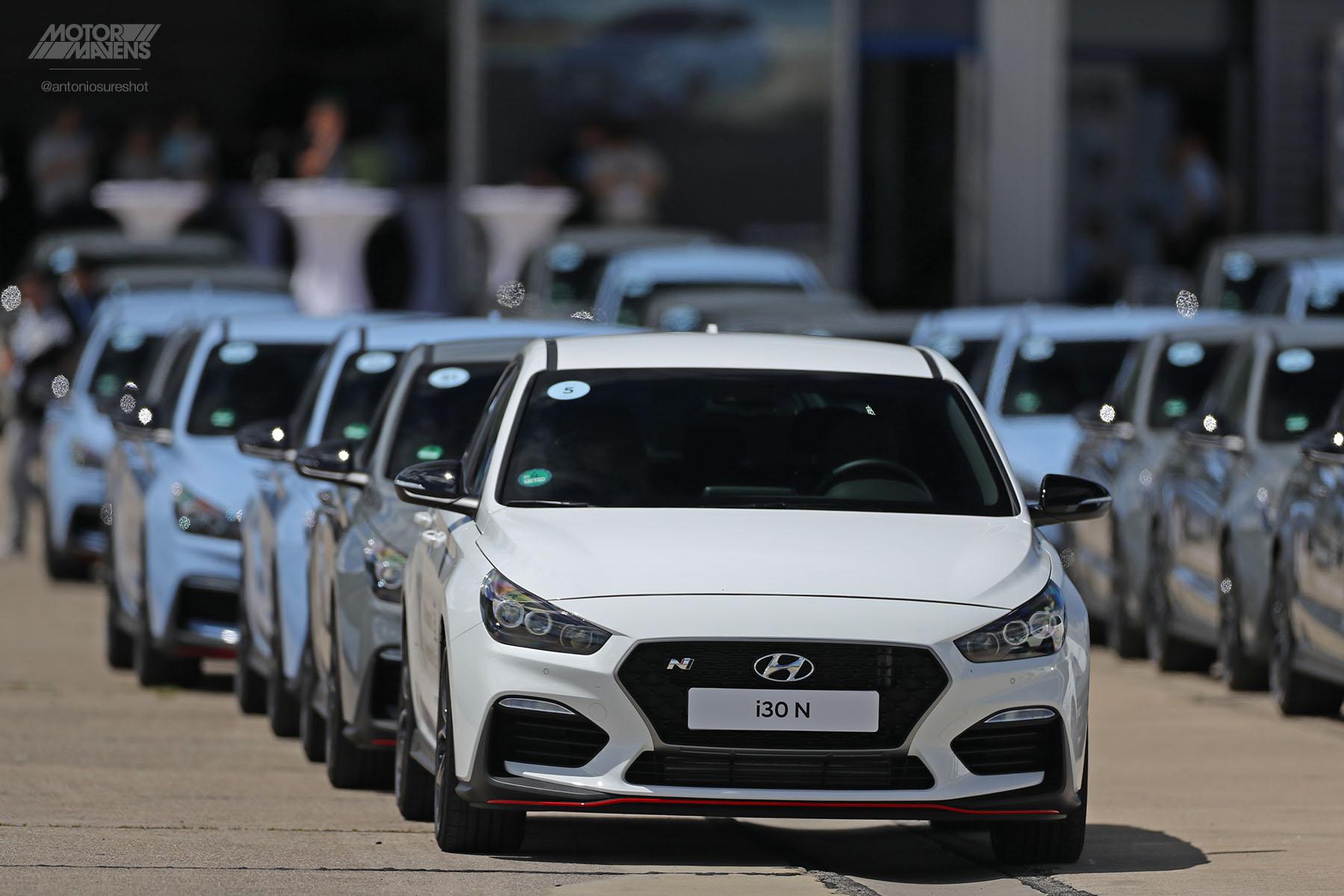 Hyundai i30N, Nurburgring, 24H of Hyundai N Experience, Hyundai N, Nurburgring 24H, i30