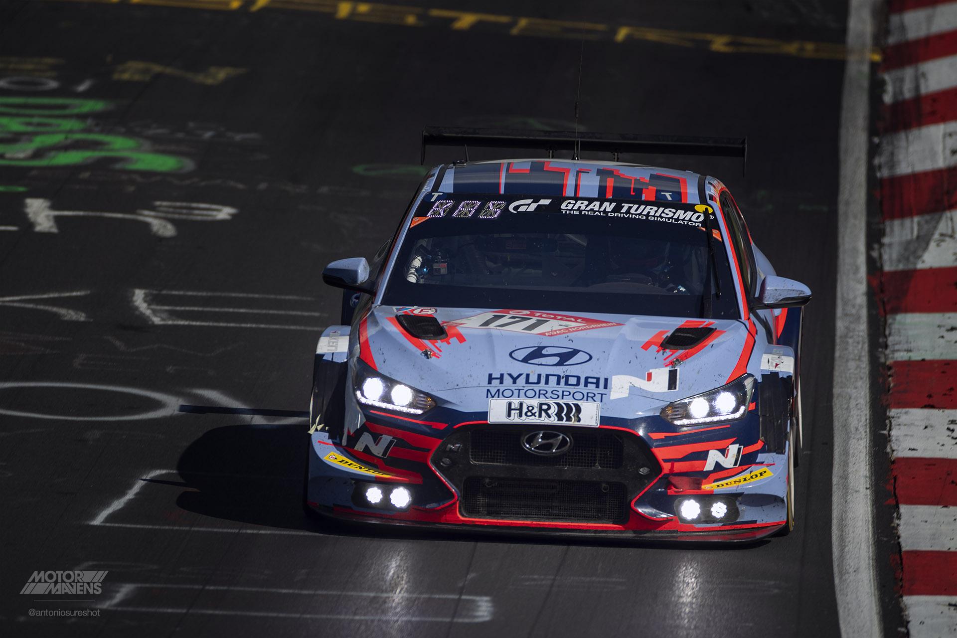 Hyundai, Veloster N, 24H Nurburgring