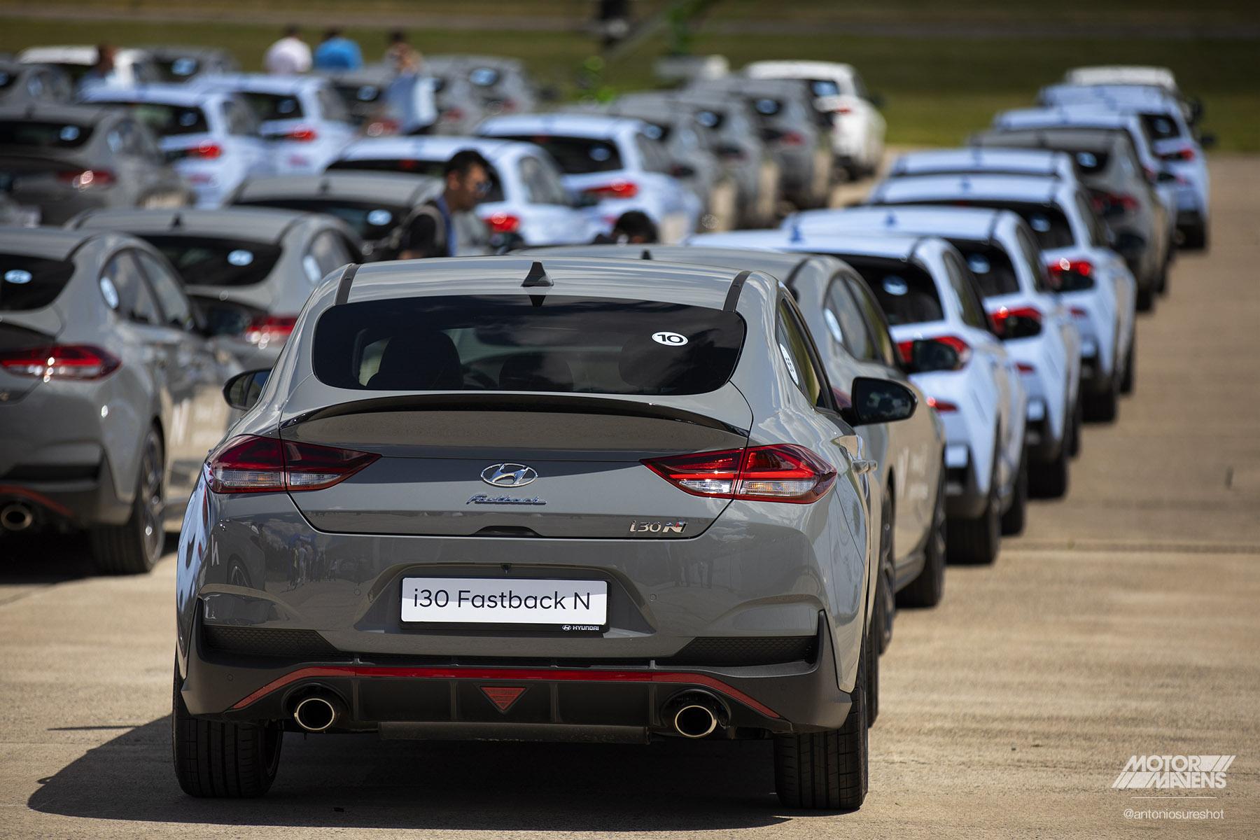 Hyundai i30 Fastback N, Nurburgring, 24H of Hyundai N Experience, Hyundai N, Nurburgring 24H, i30