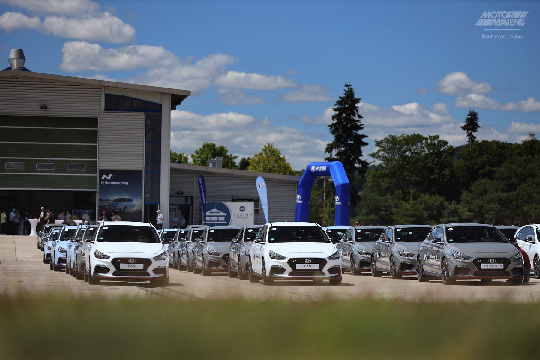Mendig, Nurburgring, 24H of Hyundai N Experience, Hyundai N, Nurburgring 24H