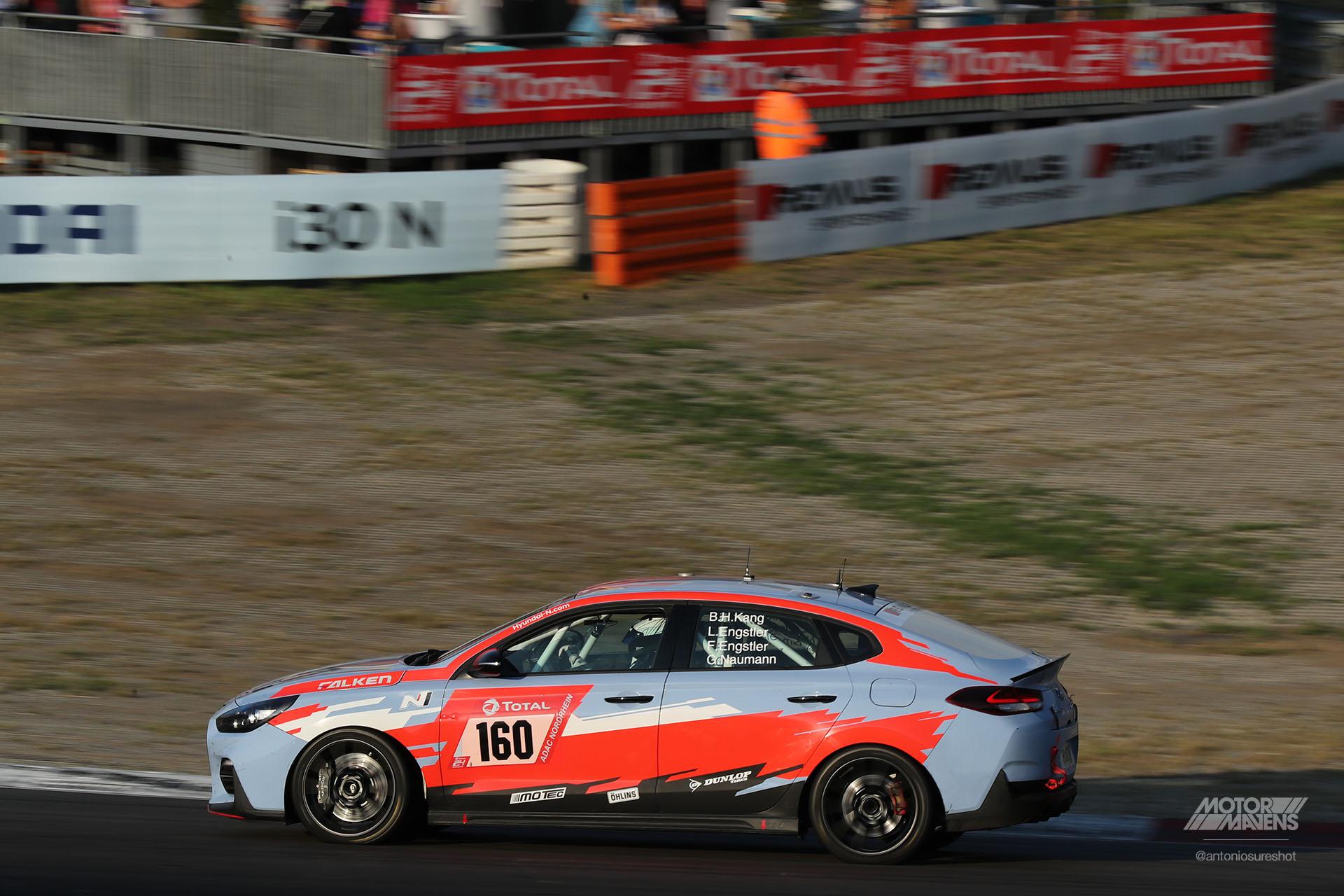 Nurburgring 24 Hyundai i30N i30 Fastback N