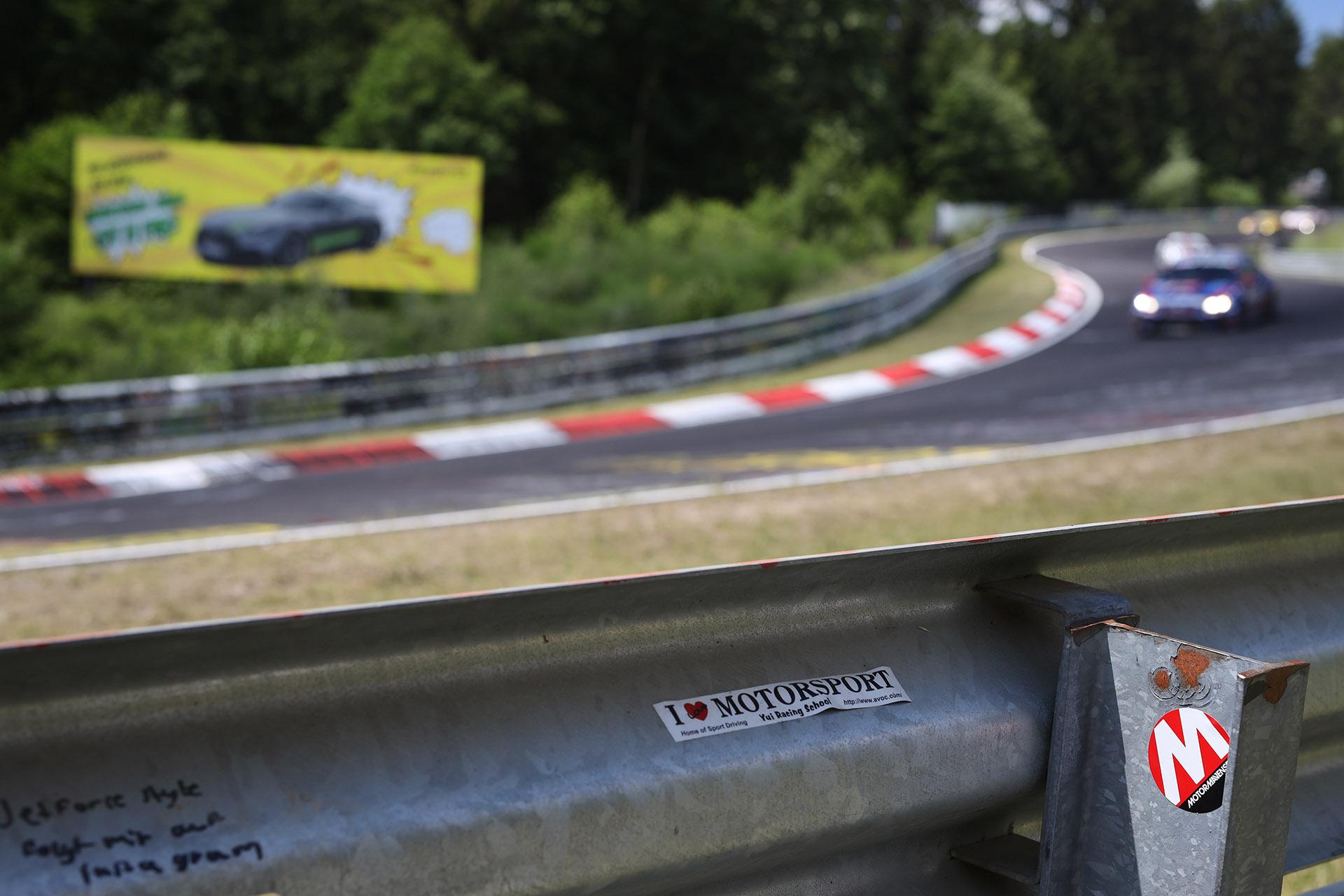 Nurburgring 24H Hyundai MotorMavens