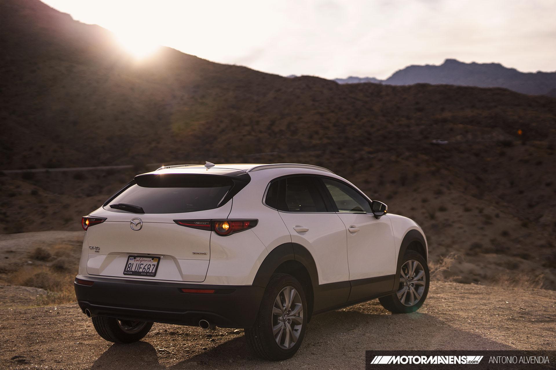 Mazda CX30 SkyActiv G