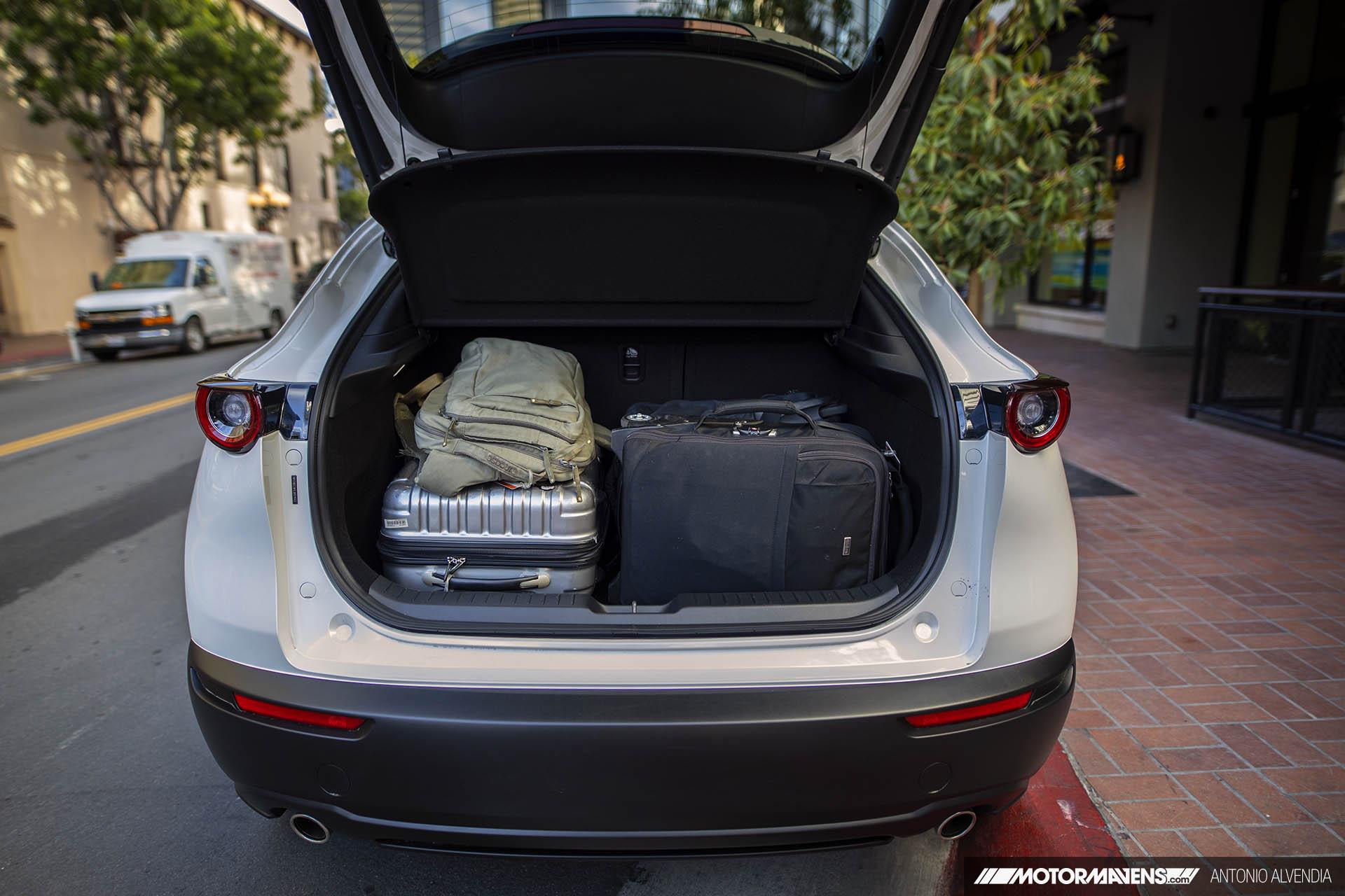 Mazda CX30 SkyActiv G Test Drive