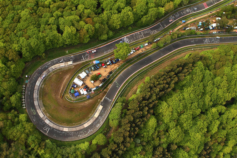 Nurburgring Karussell