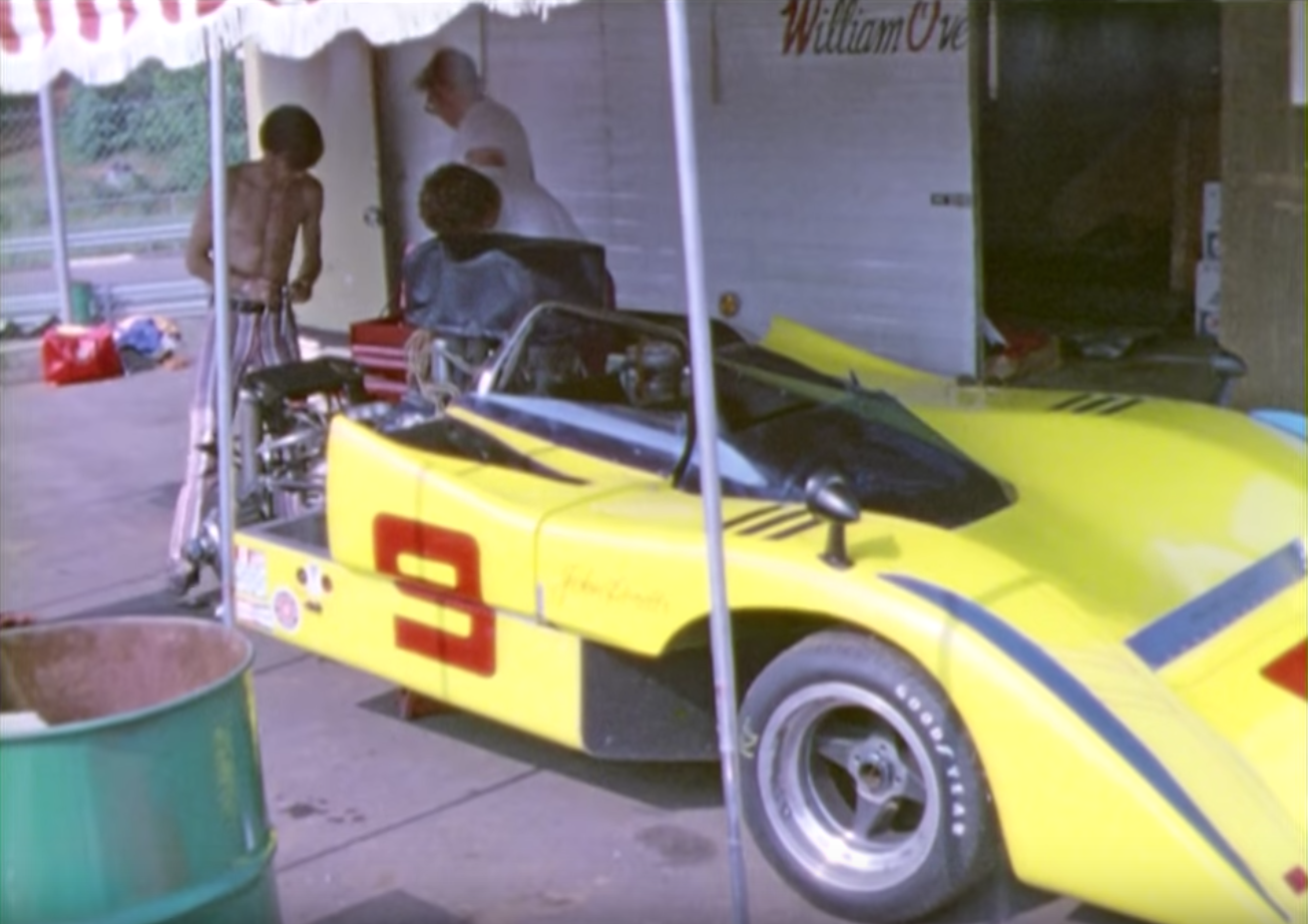 Can Am Championship Race Road Atlanta 1972 Gordon Jolley 5