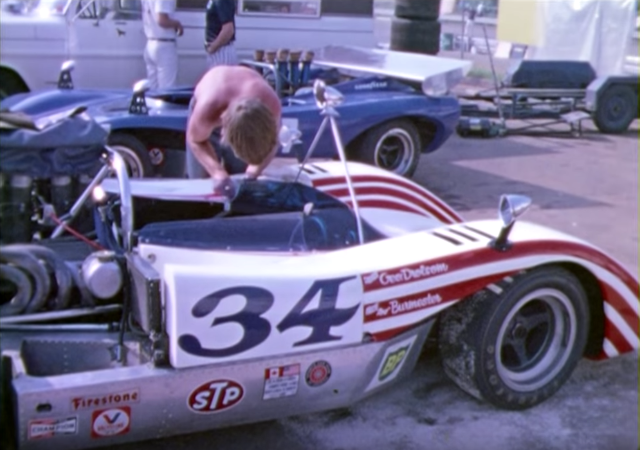 Can Am Championship Race Road Atlanta 1972 Gordon Jolley 6