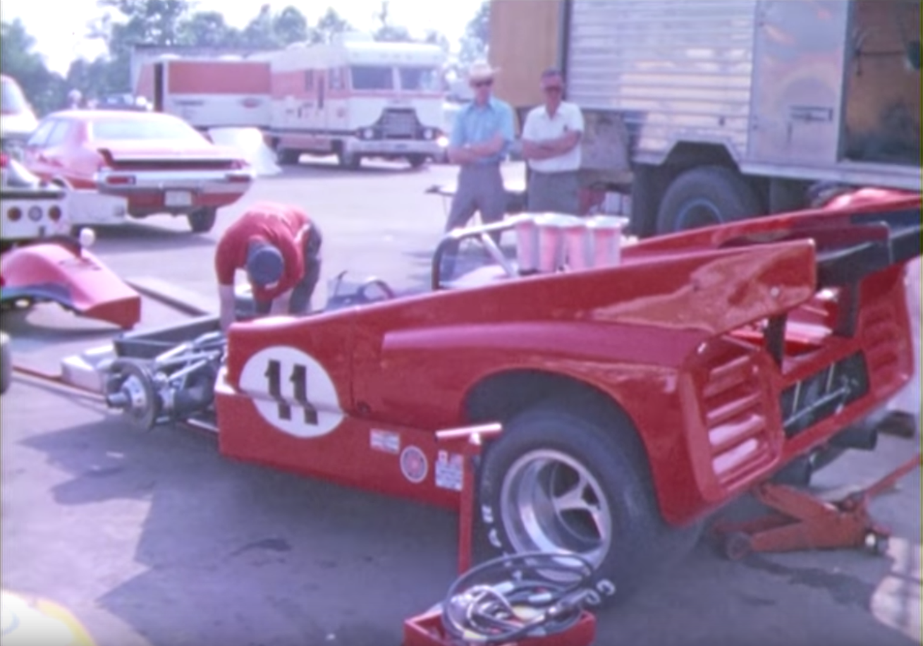 Can Am Road Atlanta 1972 vintage racing historic