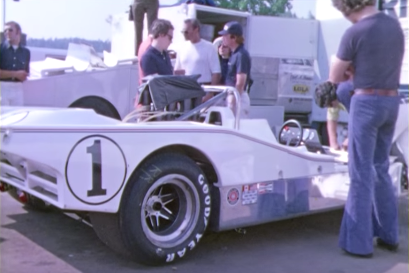 Can Am Championship Race Road Atlanta 1972 Gordon Jolley 90