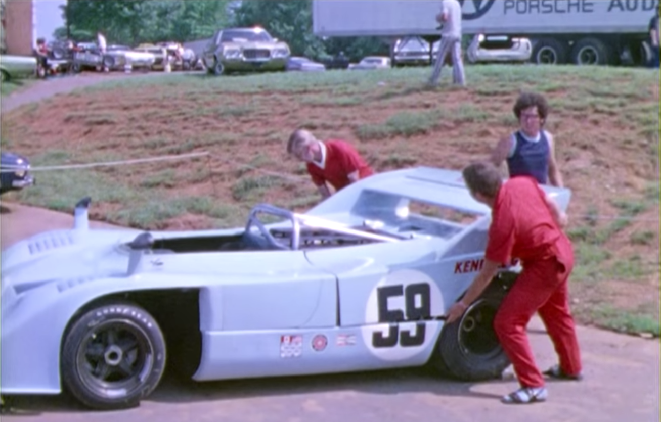 Can Am Kendall Championship Race Road Atlanta 1972 Gordon Jolley
