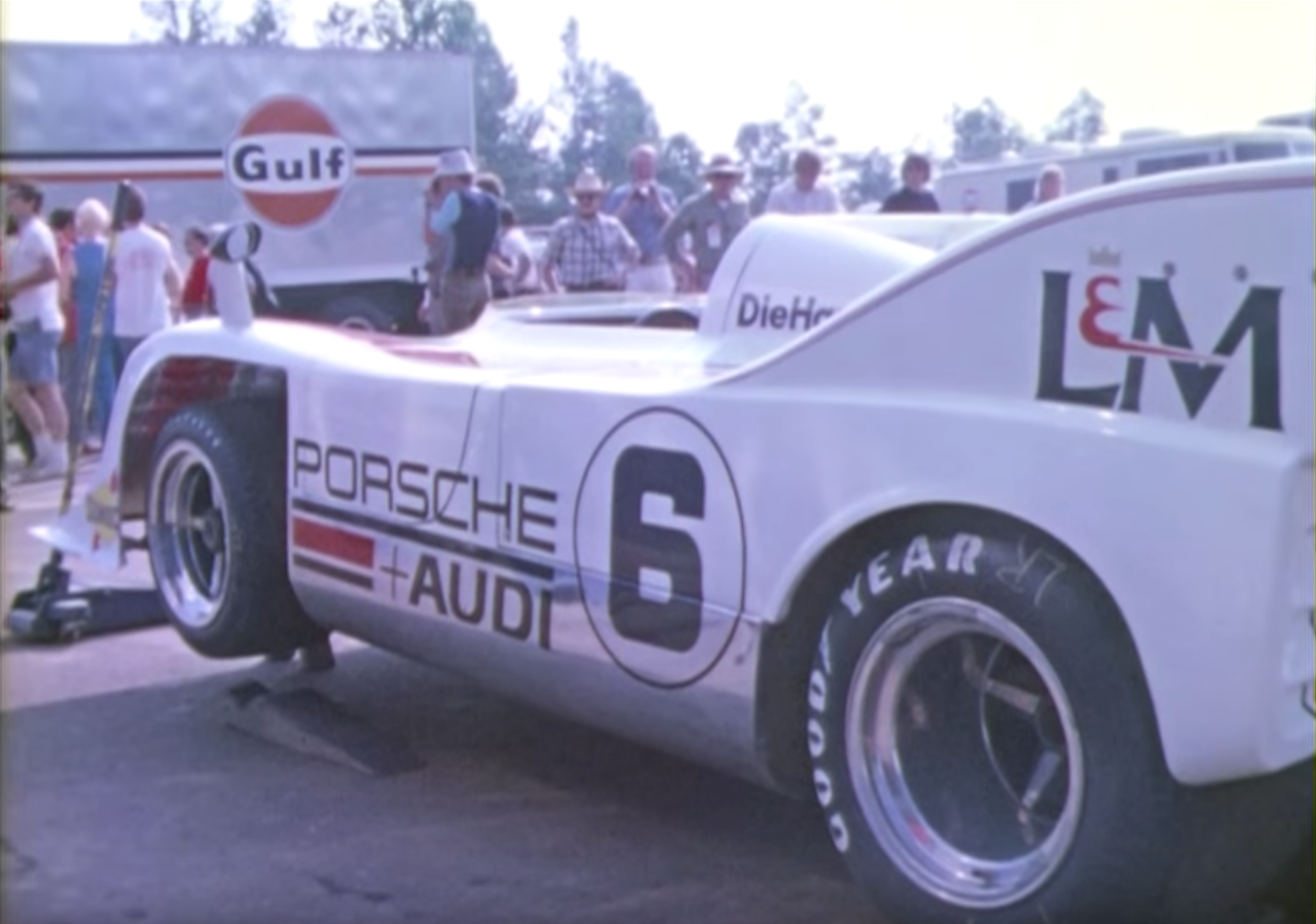 Can Am Porsche Audi 2 Championship Race Road Atlanta 1972 Gordon Jolley
