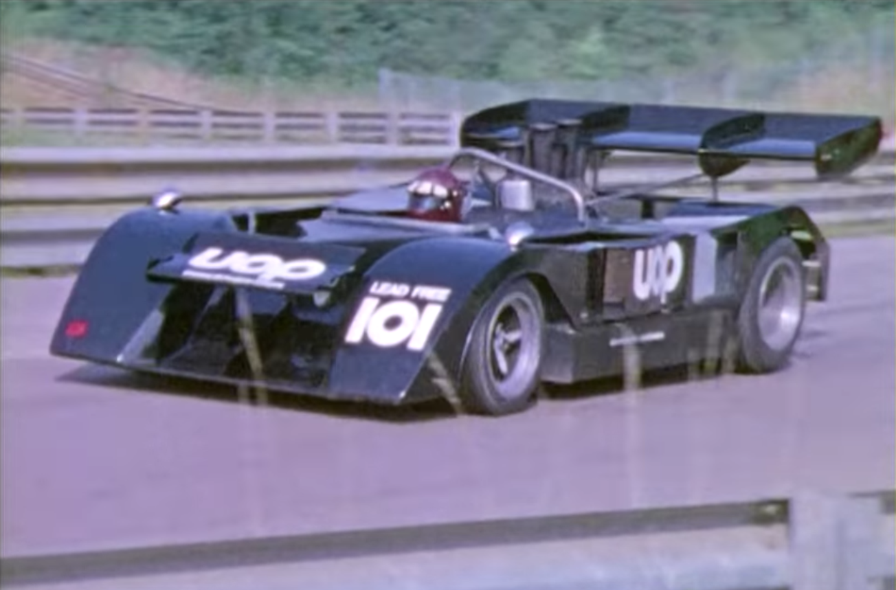 Can Am UOP Championship Race Road Atlanta 1972 Gordon Jolley