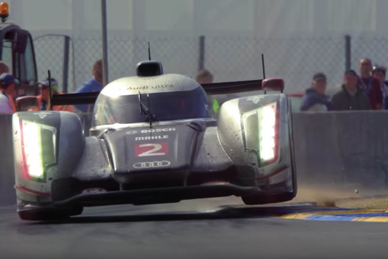 Truth in 24, audi, audi r18, pit stop, le mans, Audi pit stop, TRUTH IN 24 II Every Second Counts