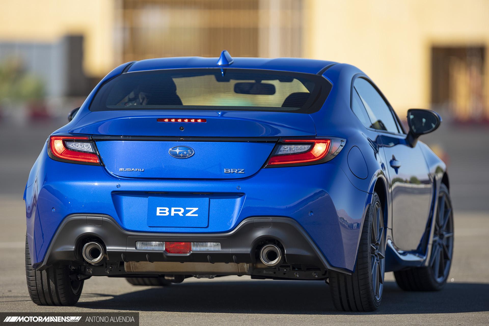 2022 Subaru BRZ First Look Thermal Club FA20 R6A_3334 aa1920wm