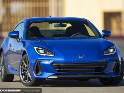 2022 Subaru BRZ First Look Thermal Club FA20