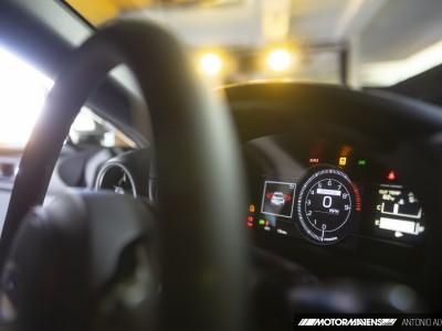 2022 Subaru BRZ digital gauge cluster