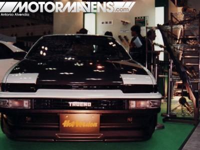 keiichi, tsuchiya, TRD AE86, Best Motoring, Hot Version, Tokyo Auto Salon, TAS 1999