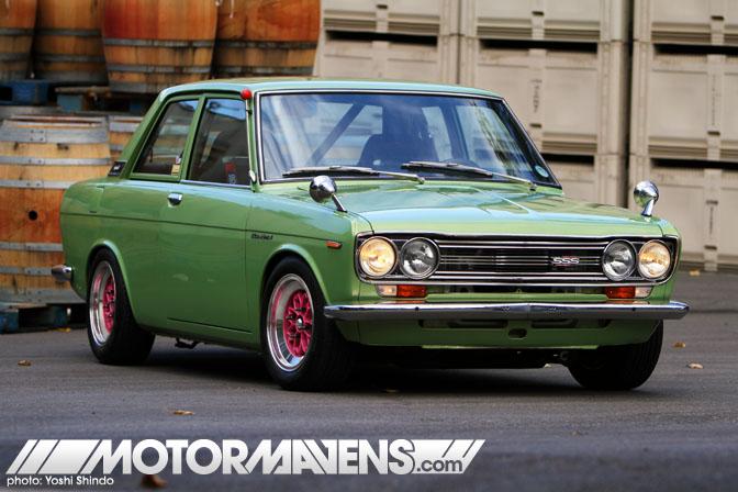Datsun 510, yayoi sakura