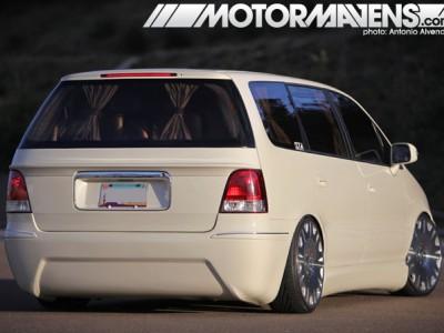 VIP, Honda, Odyssey, RA1, VIP Car Style, VIP Car