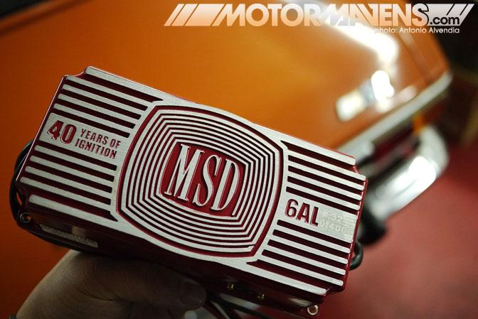 MSD, 6AL, ignition amp, anniversary edition