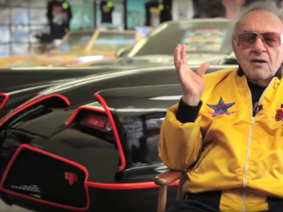 George Barris, Barris Kustom, Batmobile