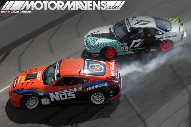 Chris Forsberg, Matt Powers, S14, 370Z, Z34