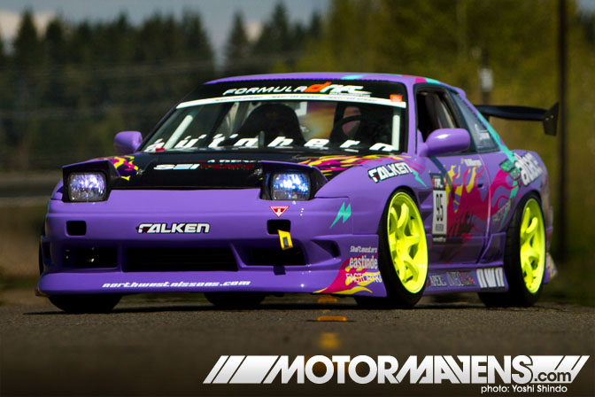 garage autohero, s13, walker wilkerson, formula drift