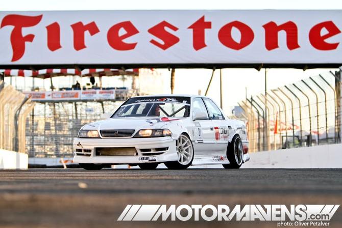 Alex Lee, Formula Drift, Firestone, JZX81, Cresta, MArk II, Cressida